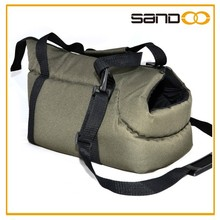 2015 china suppliers polyester waterproof pet carrier, pet carrier dog bag