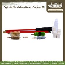TA9-013 True Adventure 27PCS Aluminium Case Hunting Accessories Gun Cleaning Set with Aluminum Case