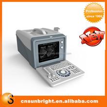 New Digital Portable Ultrasound Scanner for Human