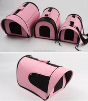 Custom-made durable pet bag pet carrier bag Dog Cat Pet Soft Sided Carrier Bag