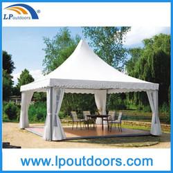 5*5m Garden Pagoda Marquee Small Outdoor Entertainment Tent
