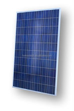 156x156 cell 24v 200w poly solar panel