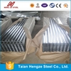 Galvanized Sheet Steel Material Roof/Ceiling Corrugated Sheet