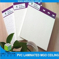 dubai pvc ceiling, CE certified PVC laminated mgo ceiling