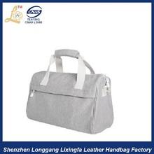 2015 new design felt travel bag /felt handbag for shopping