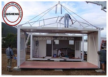 Container design steel frame prefab shipping container homes for sale