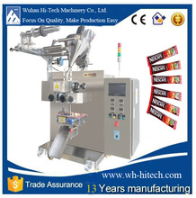Ht-y319f doble fila Liquid Packing Machine / multi - filas empaquetadora automatica / dxdj