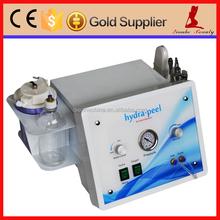 Skin Revitalizer 4 in 1 ultrasonic skin scrubber oxygen jet hydra peel facial machine