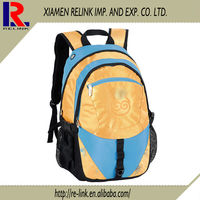 Best selling custom Leather cute backpack for high school girls