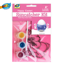Excellent Best Selling Non-toxic Wholesale Suncatcher Kit Set Cheap Portable Kids&Artists A0118