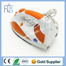 Wholesale Teflon-coated Dual Voltage with Vertical Steaming and Burst Steaming Travel Iron