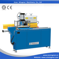 LXD-250 Four cutters aluminum end milling machinery for aluminum windows