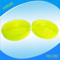 Fluoresceína cinta velcro / fluoresceína gancho-y-lazo de cinta de sujeción