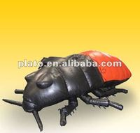 Inflatable Cockroach