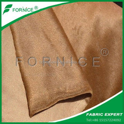100% polyester sherpa suede fabric