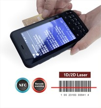 Rugged Android NFC smart phone, quad core