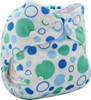 Ohbabyka washable diaper cloth sleepy baby diapers thx diaper all in one pocket