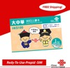 31/12/2015 Greater China 30 Days Mobile Phone Card