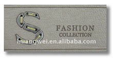 2013 new design garment leather patches