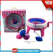 Juguete de la máquina de tejer precio, Mayer Circular Knitting Machine juguete