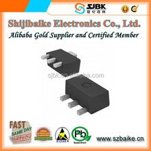 Electronic Components Transistors NPN DARL 120V 1A SOT-89 FCX605TA