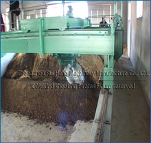 China professional manufacturer poultry manure compost turner