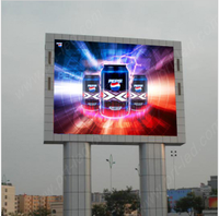 2015 new tech!! Shenzhen manufacturer Zhenghua led moving message display,p16 HD advertising sign board with free style