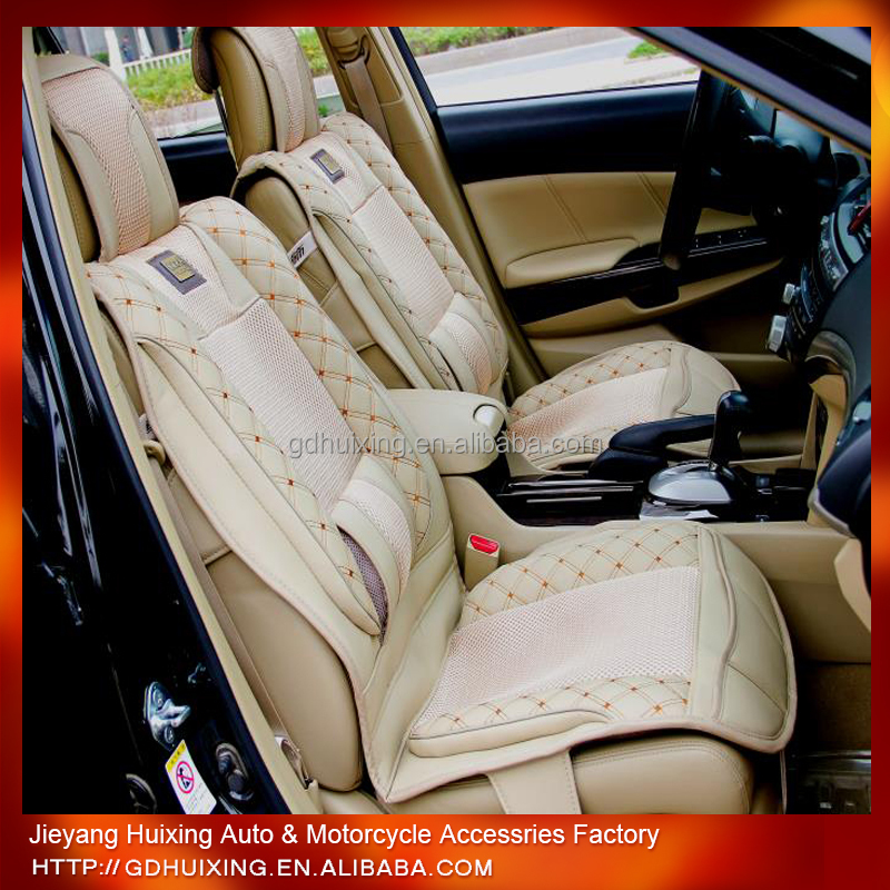 winter car leather seat cover model car mesh seat back support for universal pvc seat cover. Black Bedroom Furniture Sets. Home Design Ideas