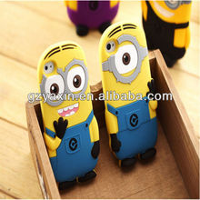 Rich experience factory wholesale for iphone 6 soft silicon case / useful soft defend for iphone 6 cartoon case