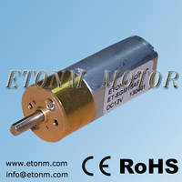 the electric motor on 12 volts for electric lock with CE ROHS approved