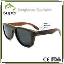 Imported Eco-friendly Customized Wood Sunglasses High End
