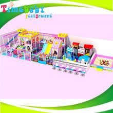 HSZ-HXJD6003 Indoor playground soft equipment for children, fantastic design for babies indoor toy game playhouse