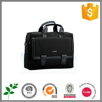 Black 15.6 inch Computer Laptop Bag with Business Briefcase