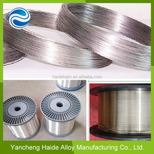 cheap high resistance ni200 wire &nickle wire