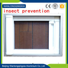 insect prevention Aluminum invisible screen window