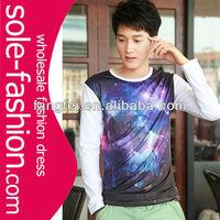 2013 big size latest design t shirt
