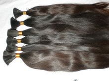 Best price virgin bulk hair 100% remy vietnam hair
