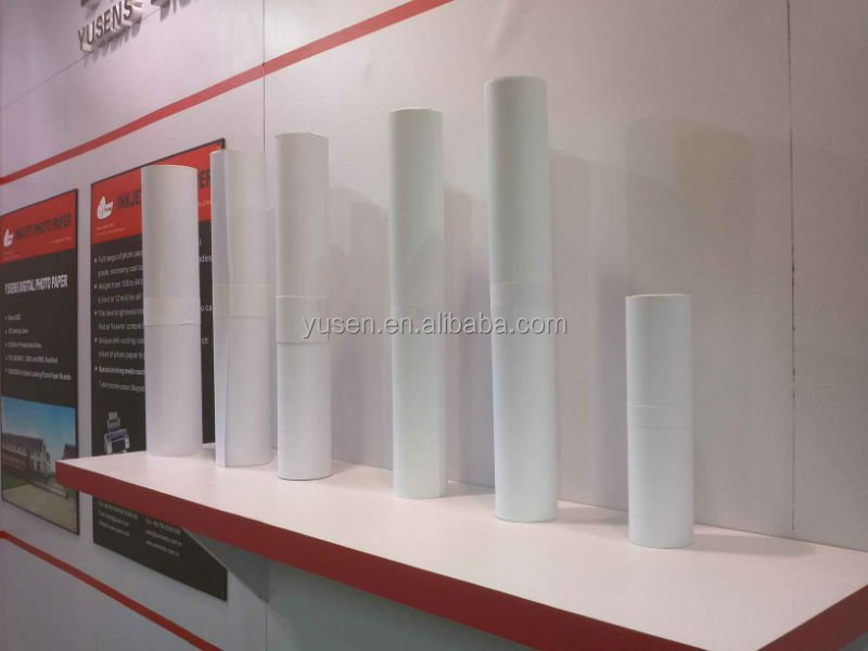 260g rc large format glossy photo paper roll