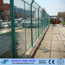welded wire fence panels/4x4 fence posts metal fence