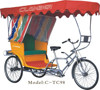 tricycle for passenger manual/Tricycle for passagers/pedicab /Passenger Three Wheeler