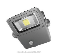 LED 10W Slim Diecast Flood Aluminium Floodlight