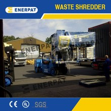 Factory Directly Shredder For Aluminum UBC Cans