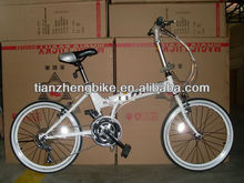 2012 new arrival 20 inch 6 speed foldable bike , folding bike, folding bicycle
