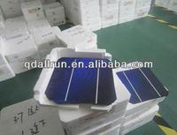 High efficiency solar cells 156x156 monocrystalline solar cells for sale