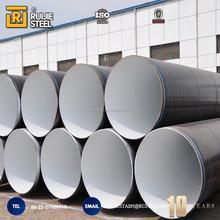 Inner Epoxy Paint Steel Tube/Anticorrosion Steel Pipe/Anti corrosive Steel Tube