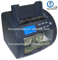 (Advanced ! ) Multi-Currency Discriminator/Money Detector/Banknote Sorter/Mix Value Cash Counting Machine