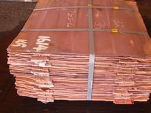 Congo Copper Cathode for sale