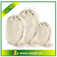 Promotion Custom Blank Cotton Drawstring Bag