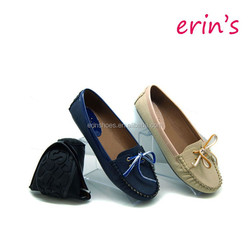 2015 latest comfort lady casual shoes with fashion and young style