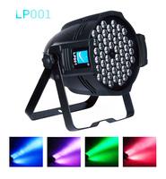 Big Dipper LP001 54*3W par light
